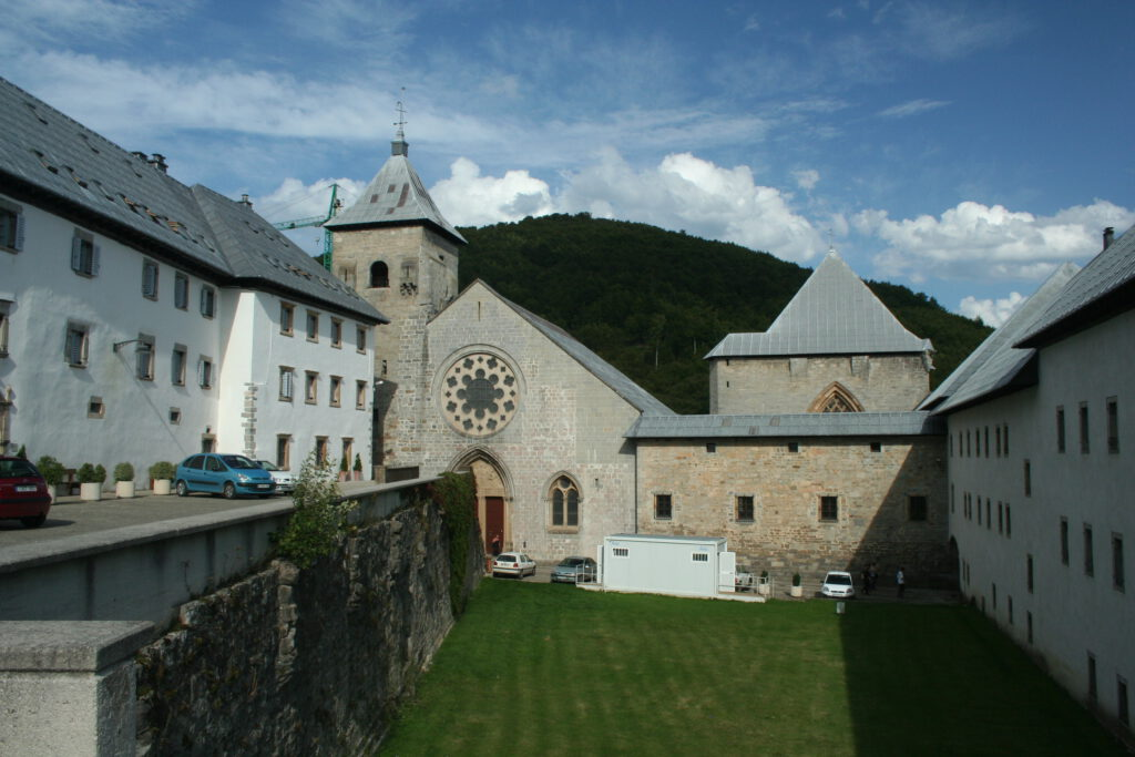 Kloster in Roncesvalles