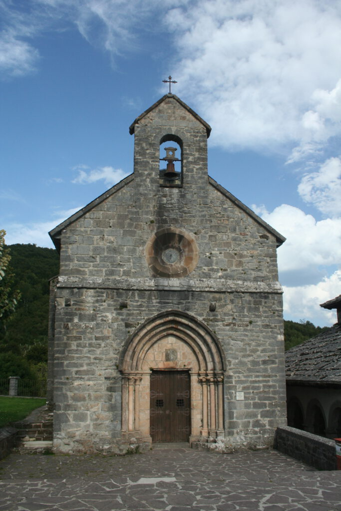 Kapelle in Rocesvalles