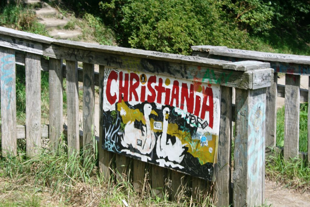 In Christiania